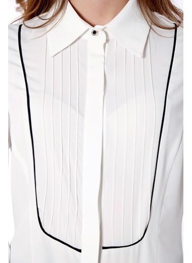 Soie Design Bluz Krem